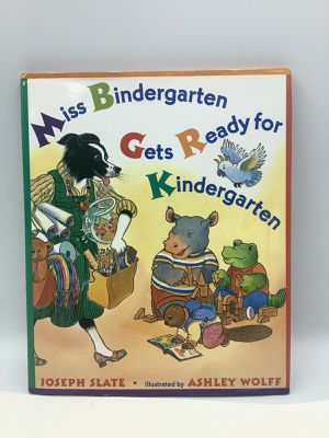 Miss Bindergarten Gets Ready for Kindergarten (Book-Good Condition) for Sale in Hollywood, FL