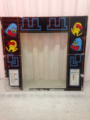 Pacman vintage display glass arcade video game for Sale for sale  Brooklyn, NY