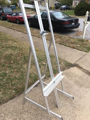 Commercial adjustable easel only 50 firm for Sale in Severn, MD