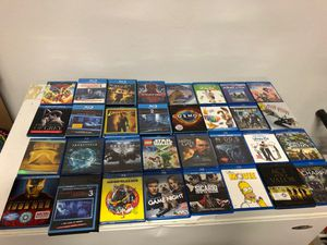 Blu-Ray dvds $4 each for Sale in McKinney, TX