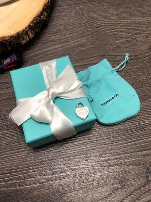 Tiffany Locket Heart Charm for Sale in Tampa, FL