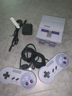 Super Nintendo Mini Classic Edition for Sale in Hollywood, FL