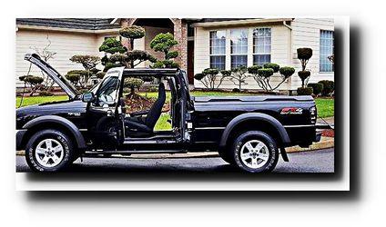 ֆ12OO 4WD 2003 Ford Ranger XLT 4WD for Sale in Long Beach,  CA
