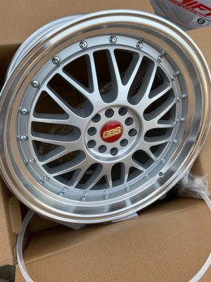 """18"""" New BBS LM Reps Wheels, Rims. 5x100/5x114.3 for Sale in Bell Gardens, CA"""