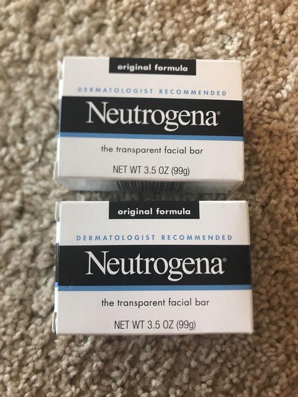 Neutrogena Facial soap bar