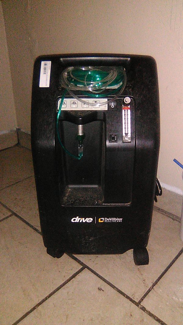 Oxygen home constrator