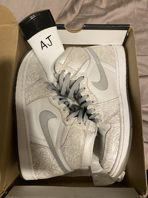Laser Jordan 1 Retro for Sale in Richardson, TX