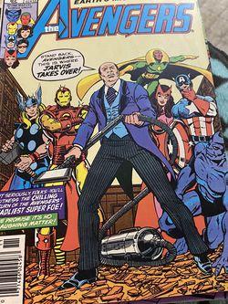 The Avengers #201 nov 1980 marvel for Sale in Piscataway,  NJ