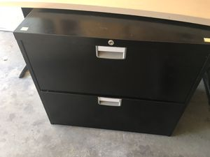 2 Drawer Filing Cabinets-Have 2 for Sale in Phoenix, AZ