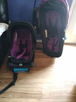 car seat and stroller for Sale in Doraville, GA