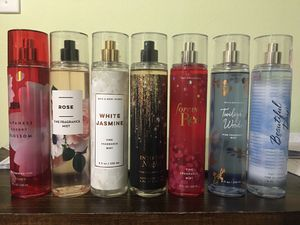 Bath and Body Works Fine Fragrance Mist for Sale in Yelm, WA