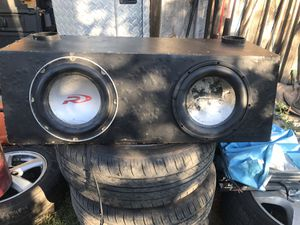 10 subs for Sale in Walnut Grove, CA