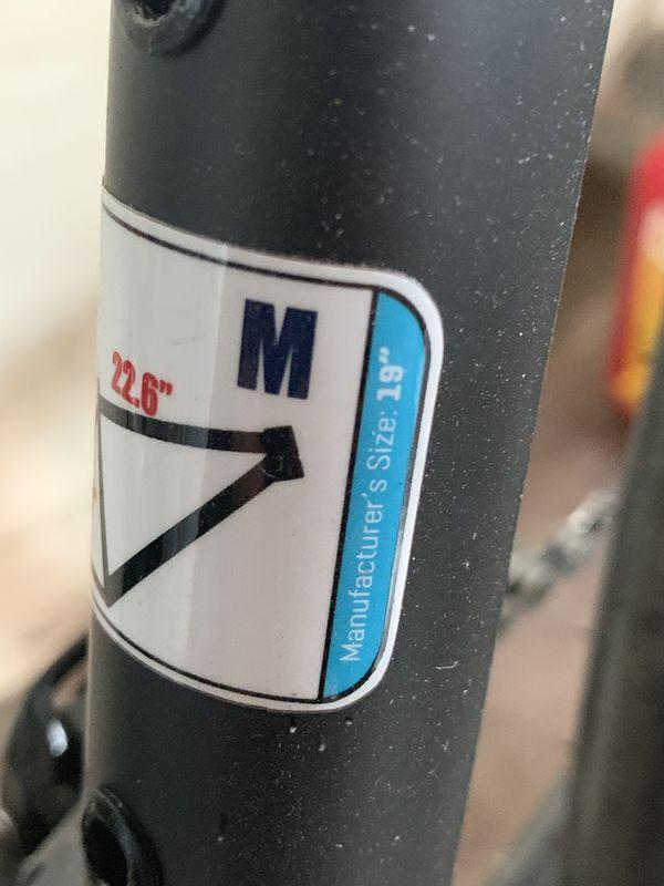 Fuji road bike