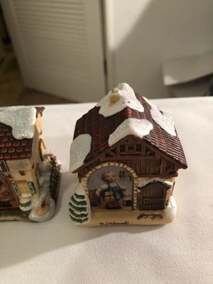 Bradford Edition Bavarian Villiage Heirloom Collection Hummel Christmas Ornaments for Sale in Germantown, MD