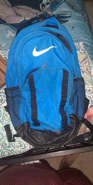 Nike blue backpack for Sale in Fresno, CA