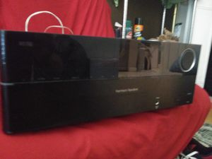 HARMON KARDON AVR 1700 w/ remote for Sale in Denver, CO