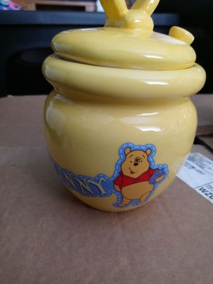 Disney Winnie Pooh Hunny Pot for Sale in Palmdale, CA