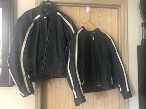 Suzuki boulevard motorcycle jacket for Sale in Tacoma, WA