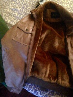 Sean John Pure Leather 100% for Sale in Bronx, NY