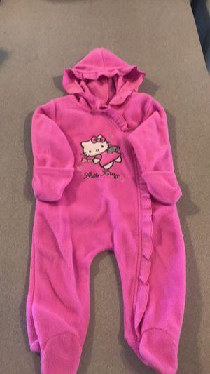 Hello Kitty snowsuit for Sale in Buffalo, NY