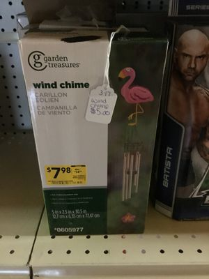 Flamingo wind chimes for Sale in Rehoboth, MA