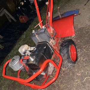 Briggs And Stratton 8hp Tiller for Sale in Willis, TX