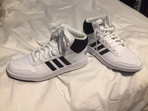 Size 10 Adidas high tops for Sale in Chilton, WI