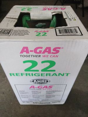New sealed R22 Refrigerant for Sale in Grand Prairie, TX