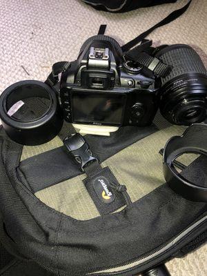 Nikon D3000 for Sale in Chester, VA