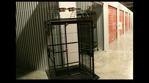 Brasfield Bird Flight Cage with Rolling Trolley for Sale in Hollywood, FL