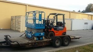 Hilos and sissorlifts for sale. for Sale in Warren, MI