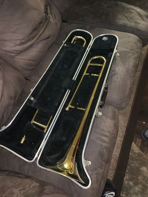 Trombone (no mouth piece included) for Sale in West Palm Beach, FL