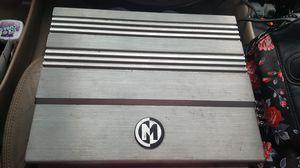 Memphis 4 car audio amp for Sale in Tacoma, WA