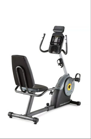 Golds Gym cycle trainer 400 Ri recumbent bike for Sale in Lancaster, KY