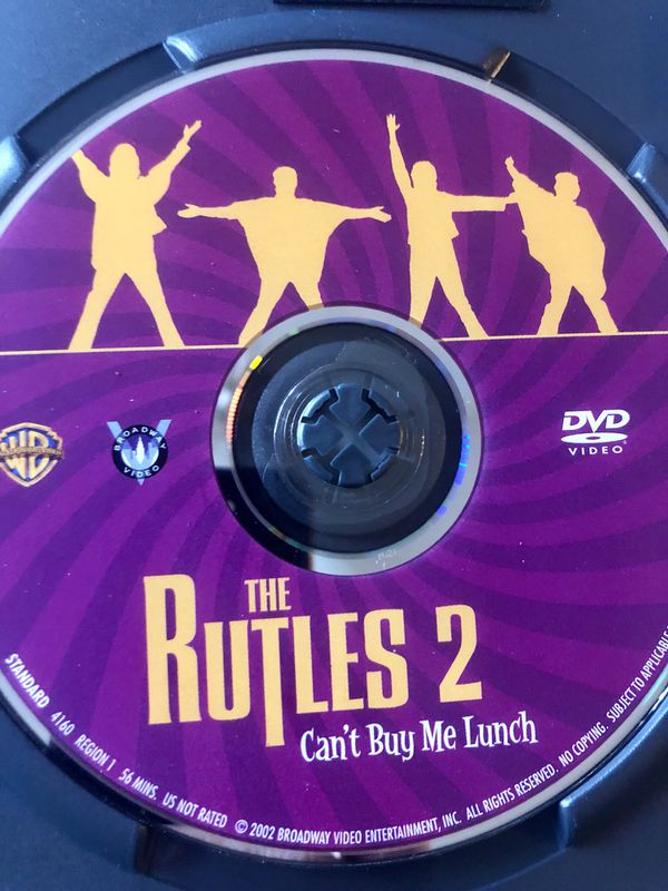 Beatles Rutles Movies Dvds All You Need Is Cash Can T Buy Me Lunch Eric Idle For Sale In Herndon Va Offerup