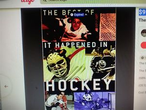 The Best Of It Happened In Hockey, Brian McFlarlane for Sale in Fayetteville, NC