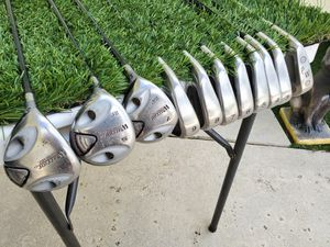 Nice Set of Warrior Golf Clubs Left for Sale in Boca Raton, FL