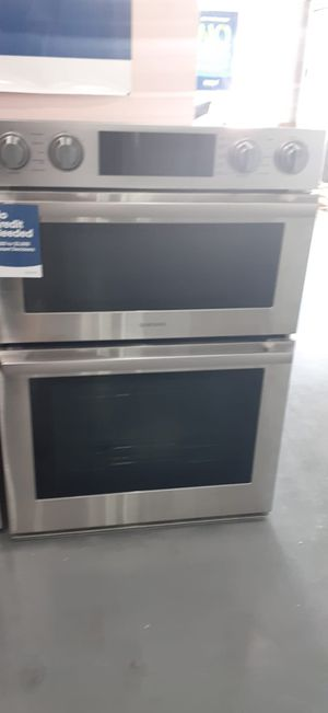 Microwave Oven Combo Stainless Steel Electric Samsung for Sale in Houston, TX