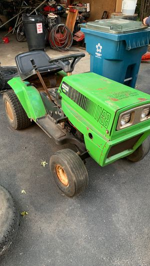 100 bucks OBO Ace hardware brand 6speed trans axle electric start mini tractor for Sale in Wood Dale, IL