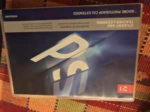 Adobe Photoshop (CS5) Extended - Windows for Sale in Denver, CO