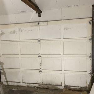 10 X 7 Garage Wood Door for Sale in Chicago, IL