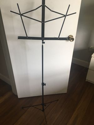 Music sheet stand for instruments for Sale in Manassas, VA