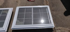 2 Replacement windows size 29 1/2 L X 40 1/2 W for Sale in Norfolk, VA