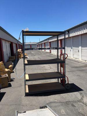 Shelves / Racks $100 OBO needs gone for Sale in Las Vegas, NV