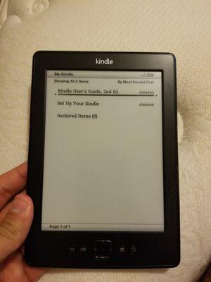 Amazon Kindle for Sale in Fairfax, VA