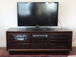 Crate and Barrel Media TV Console for Sale in Norwalk, CT