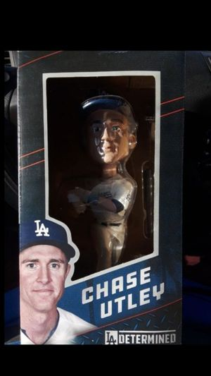 Chase Utley Retirement Bobblehead for Sale in Whittier, CA