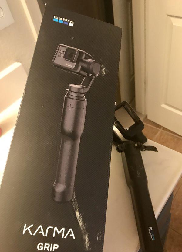 GoPro Karma Grip Stabilizer (Complete w/case,box)