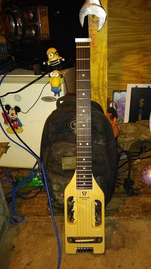 Traveler guitar model#:ul16536 for Sale in Modesto, CA