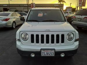 2016 Jeep patriot sport SUV for Sale in El Monte, CA